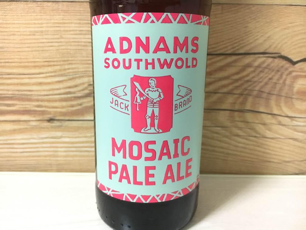 【イギリスビール】アドナムス モザイク ペールエール|世界のビール紹介・感想