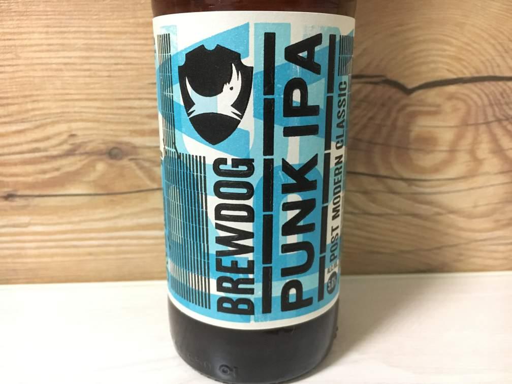 【イギリスビール】ブリュードッグ パンク IPA(BrewDog Punk IPA)|世界のビール紹介・感想
