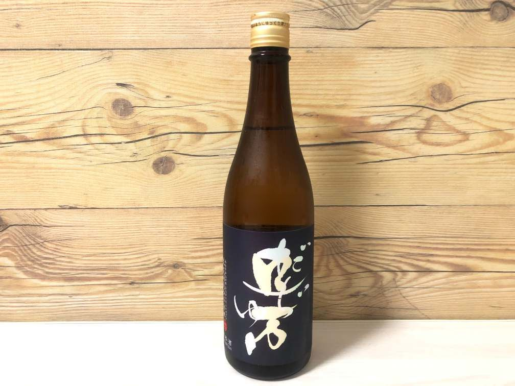 【日本酒】ロ万 だぢゅー 純米吟醸 二回火入れ 2017BY|日本酒紹介・感想
