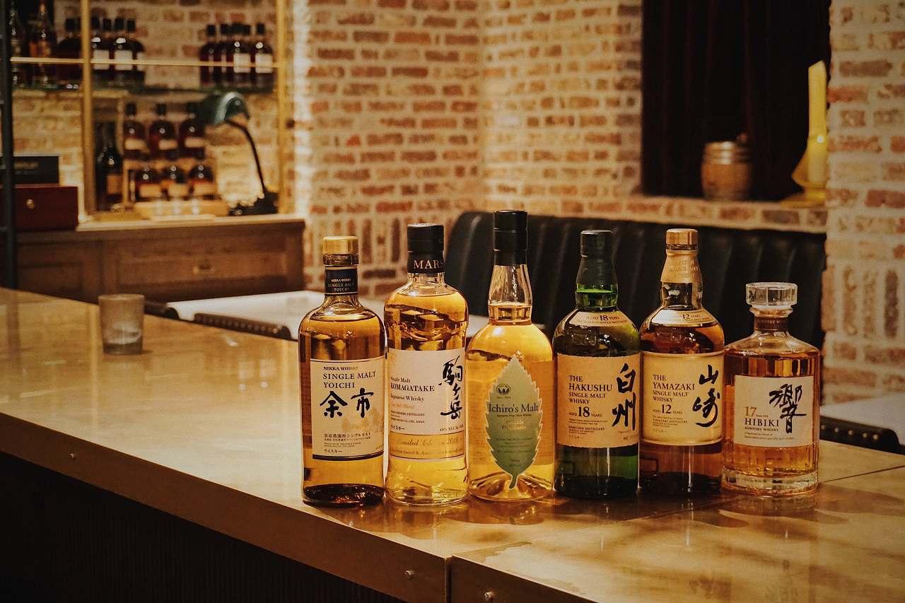 ジャパニーズウイスキーって?歴史や特徴・種類と楽しみ方を紹介